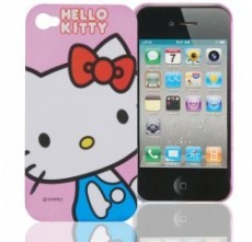 "�������� ��� iPhone 4 ""Hello Kitty"""